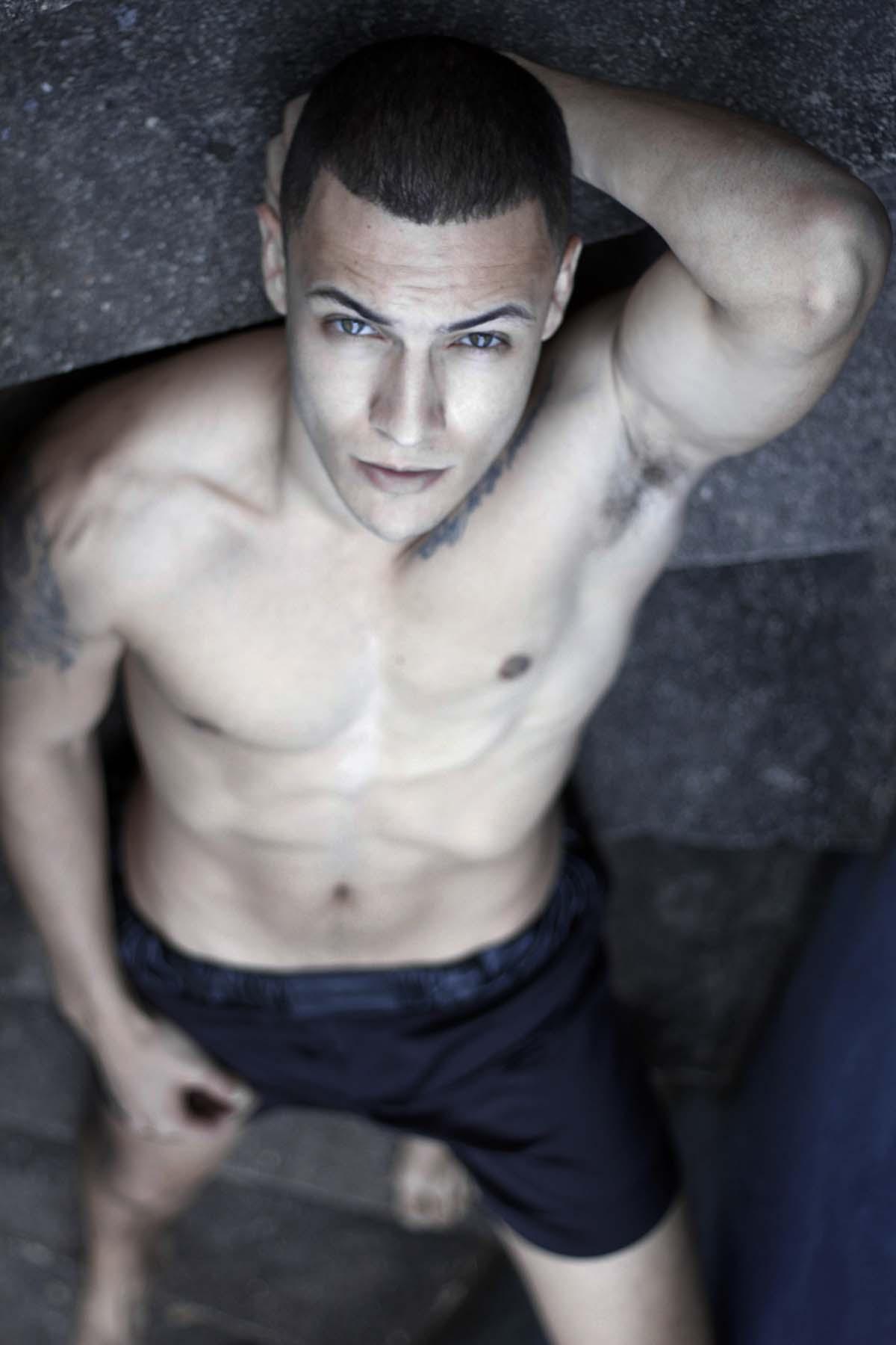 Kaio Lacerda by Filipe Galgani for Brazilian Male Model