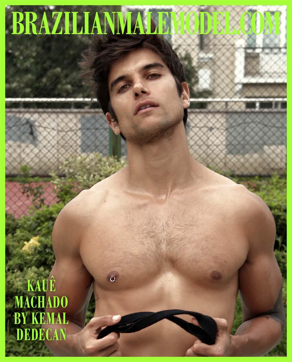 Kauê Machado by Kemal Dedecan