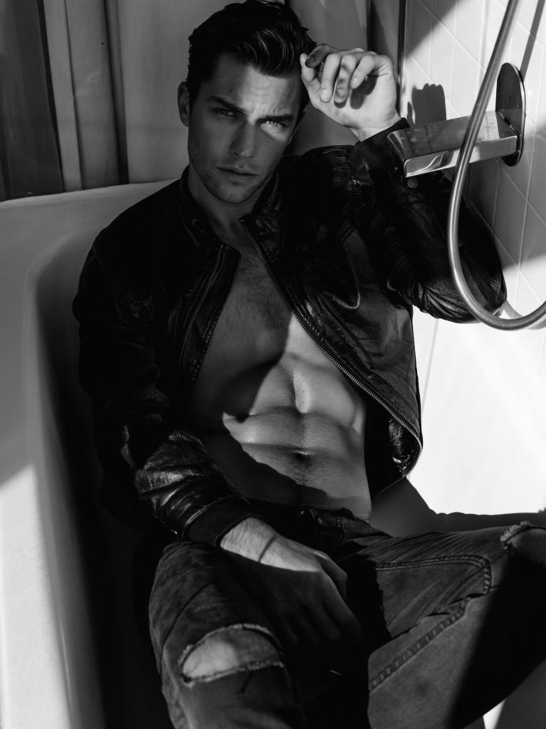 Lucas Garcez by Wong Sim for Brazilian Male Model