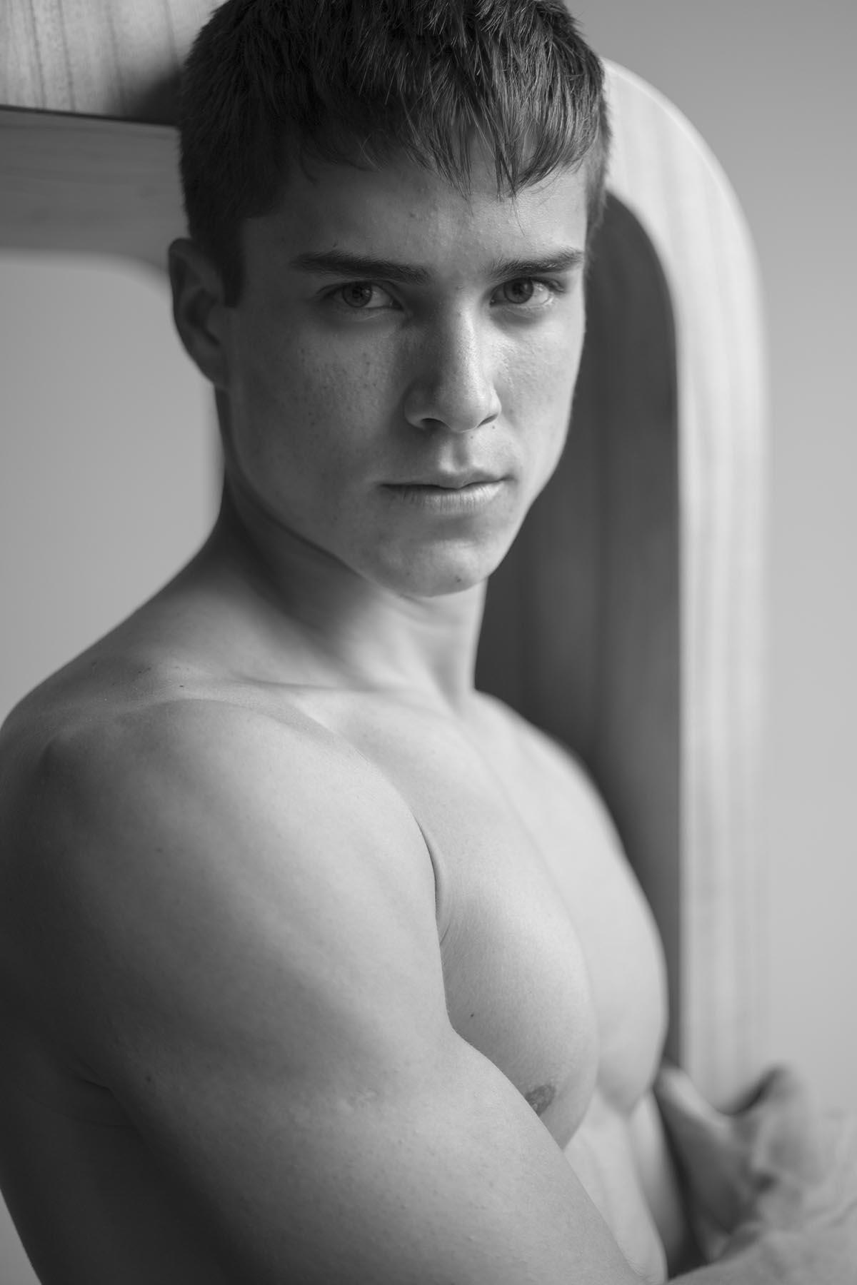 Pedro Maia by Filipe Galgani for Brazilian Male Model