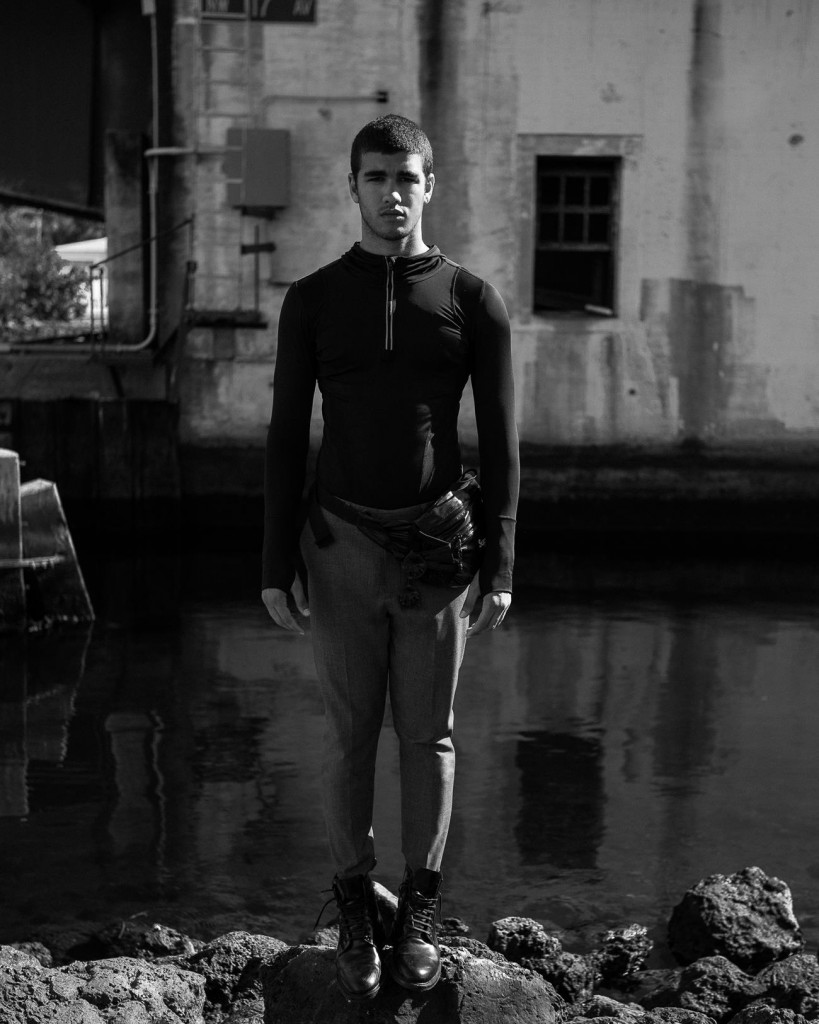 Pietro Baltazar by Josh Salcedo for Brazilian Male Model