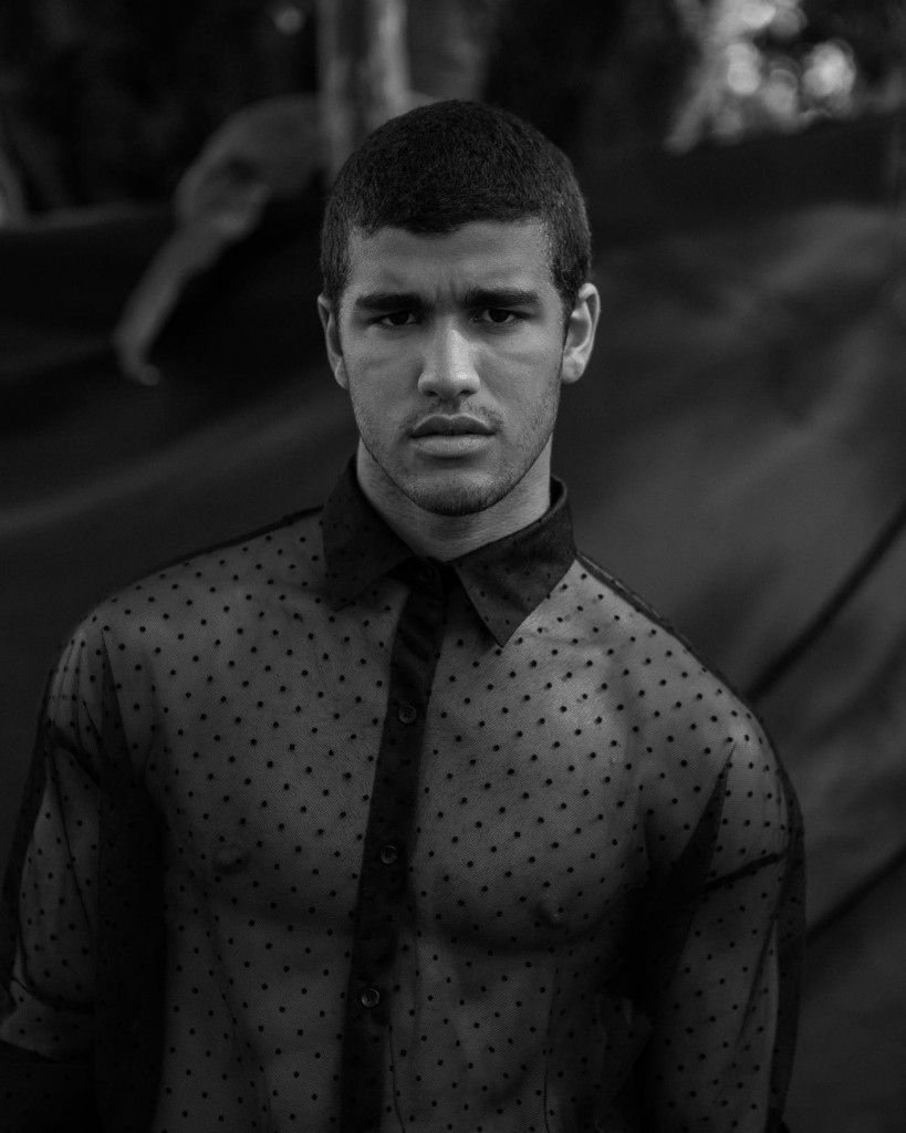 Pietro Baltazar by Josh Salcedo for Brazilian Male Model