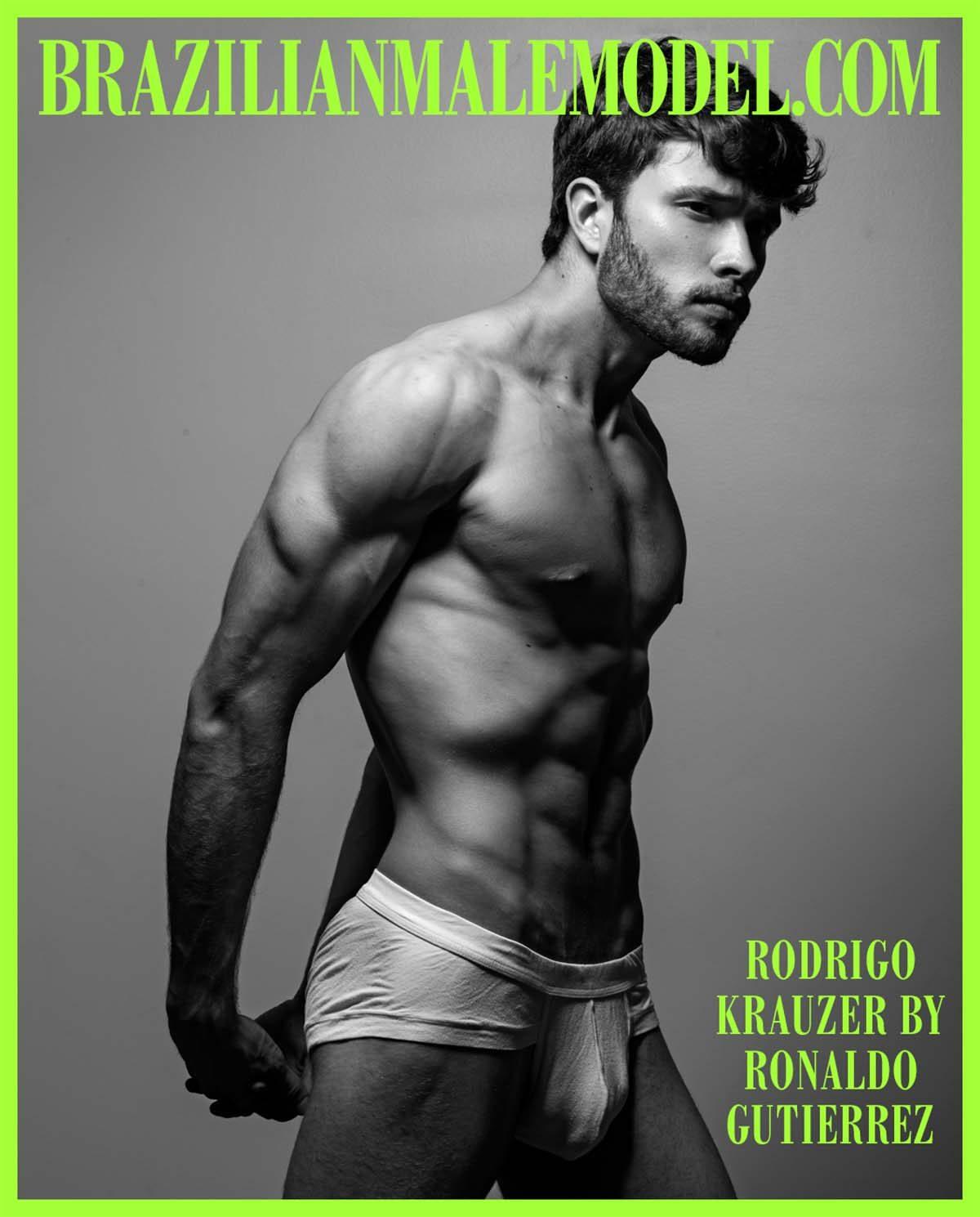 Rodrigo Krauzer by Ronaldo Gutierrez
