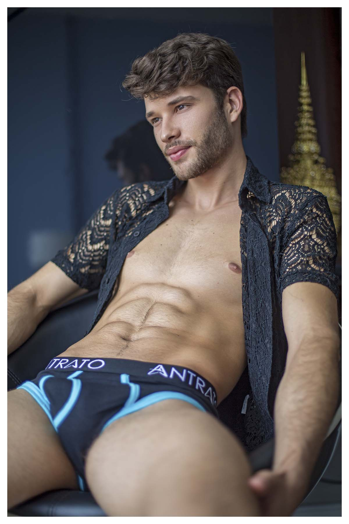 Rodrigo Krauzer by Ronaldo Gutierrez for Brazilian Male Model