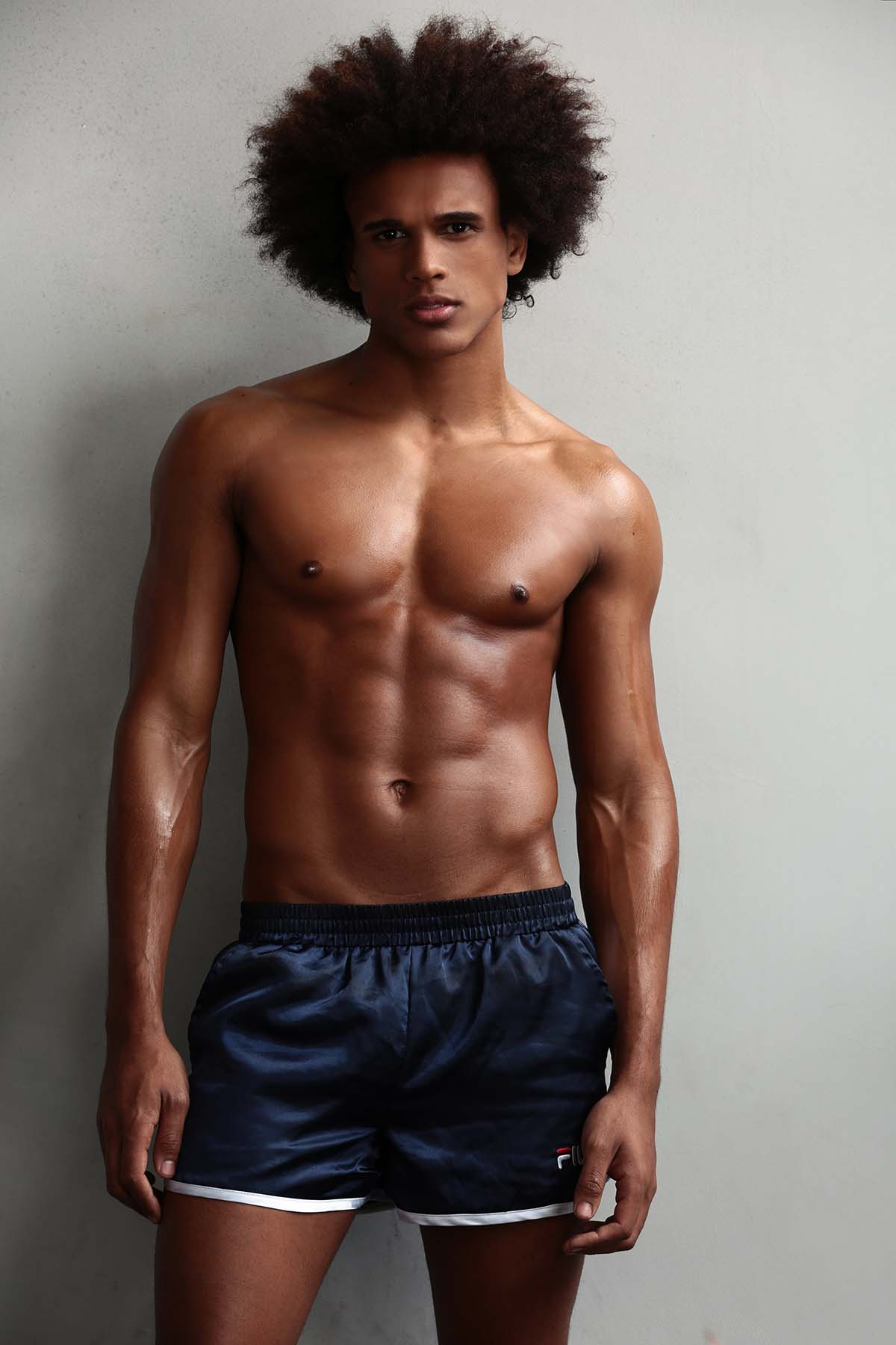 Taylor Romão by Pupin & Deleu for Brazilian Male Model