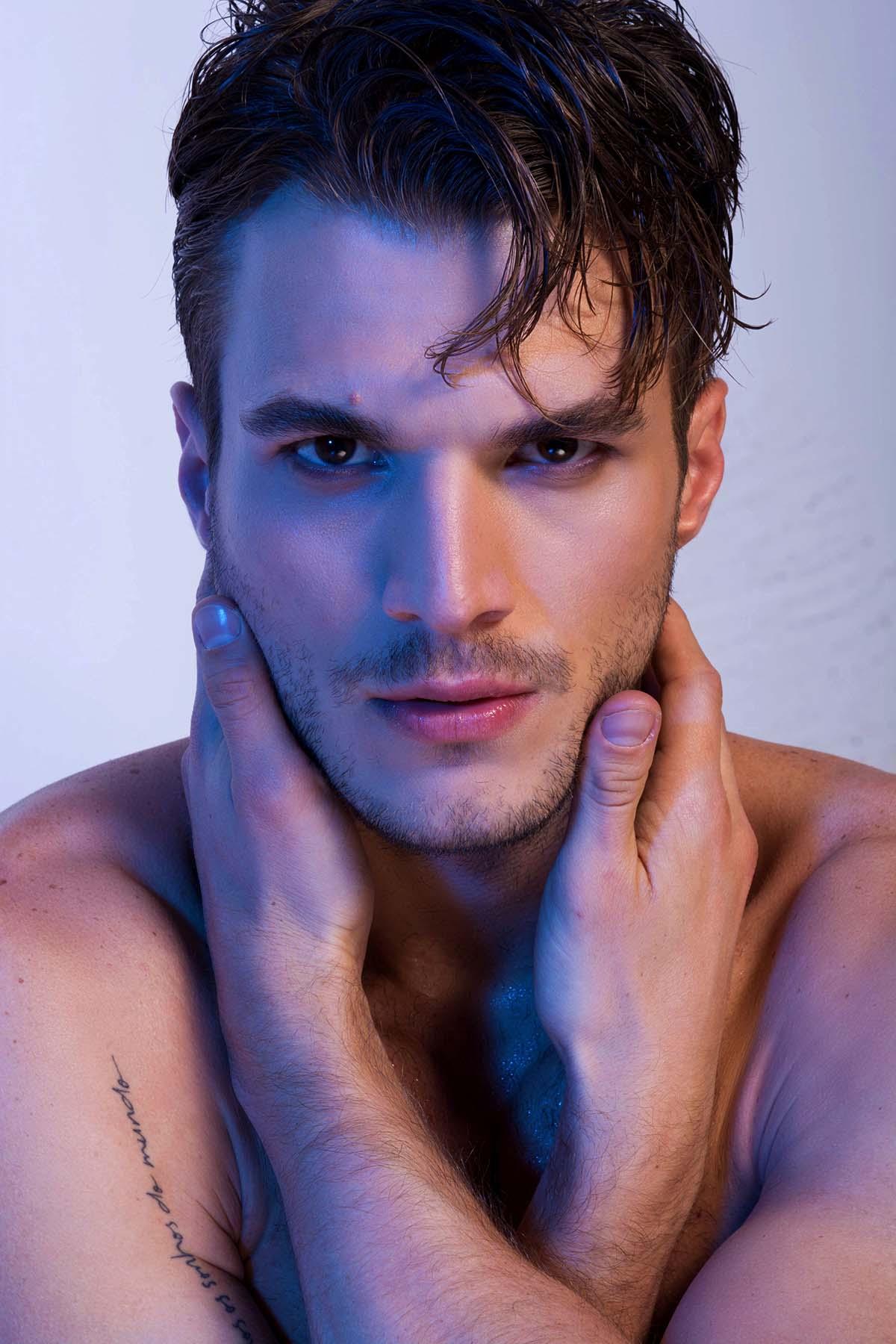 Alex Trevelin by De Macedo for Brazilian Male Model
