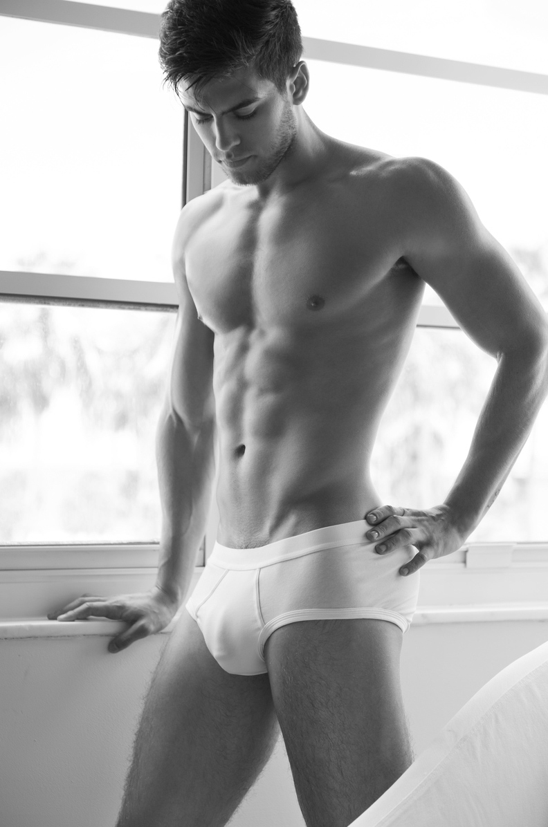 Andre Brunelli by Lucas Ferrier for Brazilian Male Model