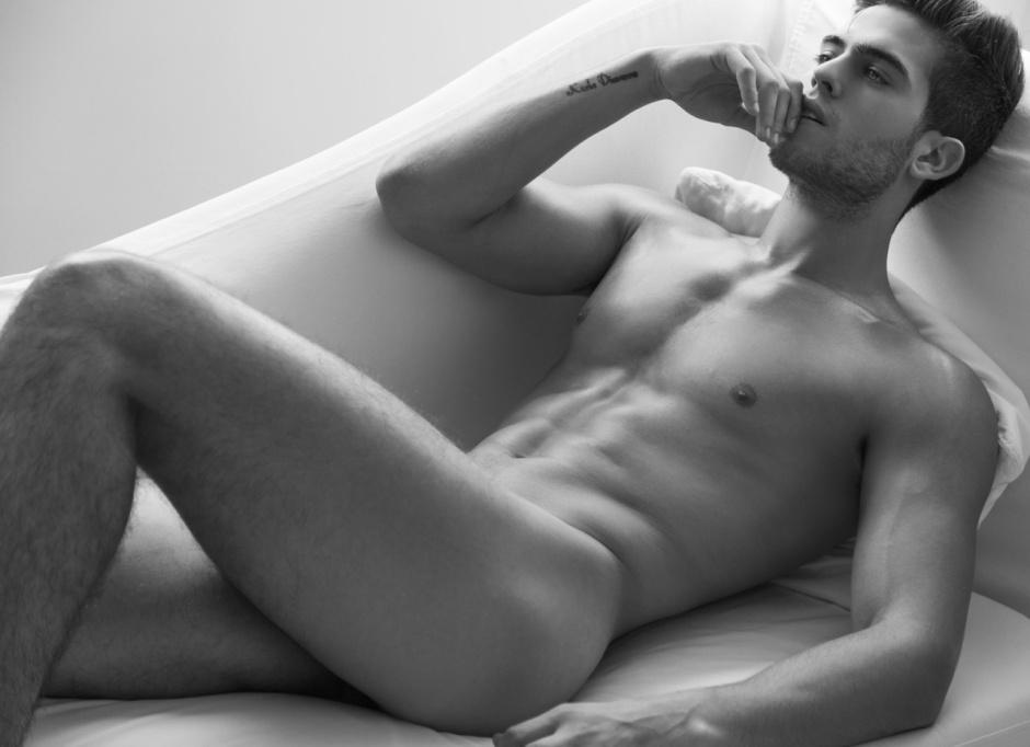 Andre Brunelli by Lucas Ferrier for Brazilian Male Model