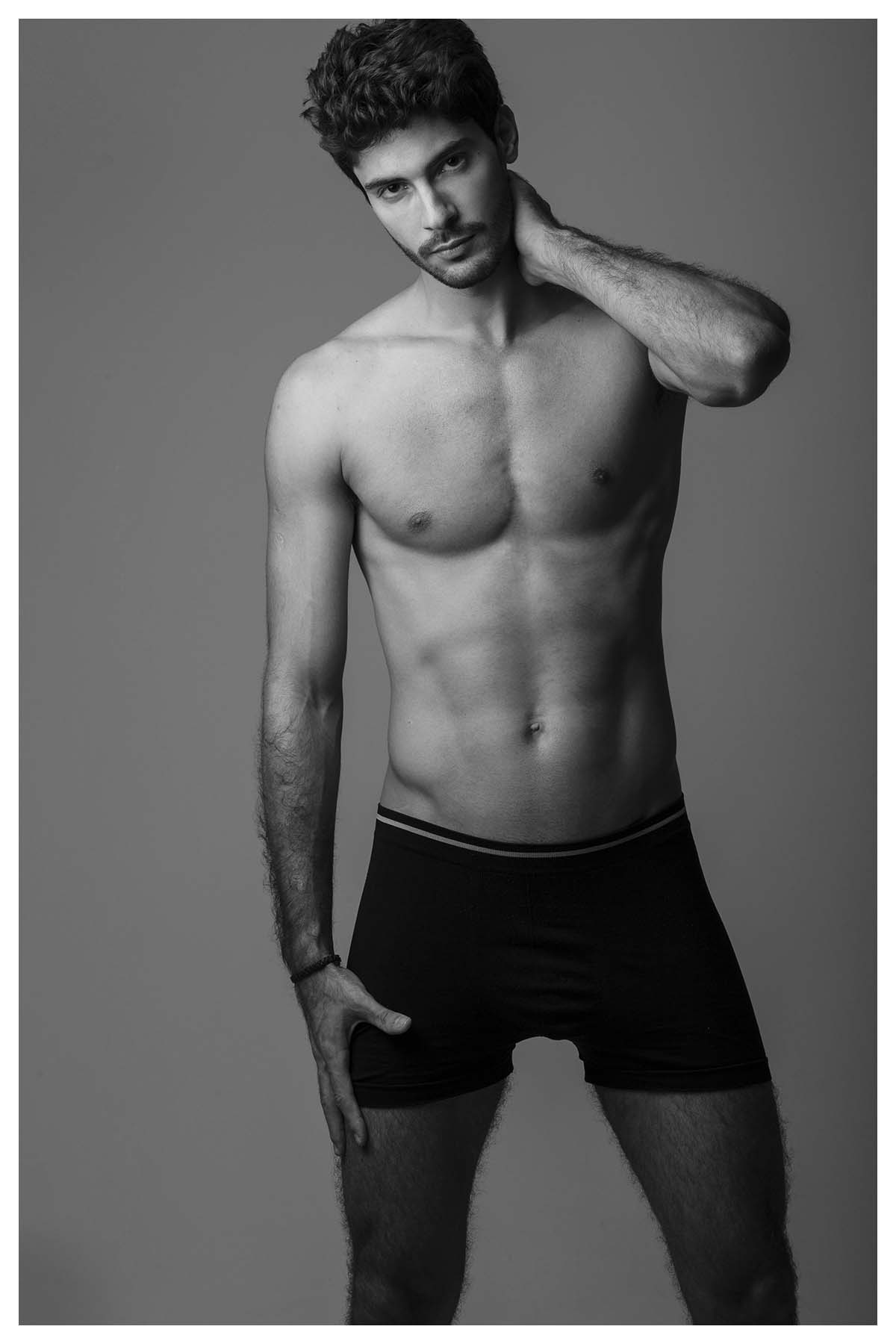 Artur Viegas by Lucio Luna for Brazilian Male Model