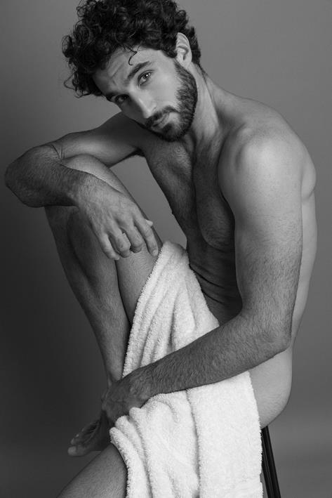Caio Moreno by Danylo Vasconcelos for Brazilian Male Model