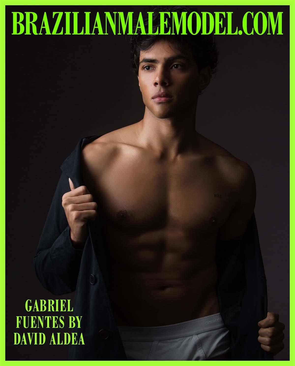 Gabriel Fuentes by David Aldea