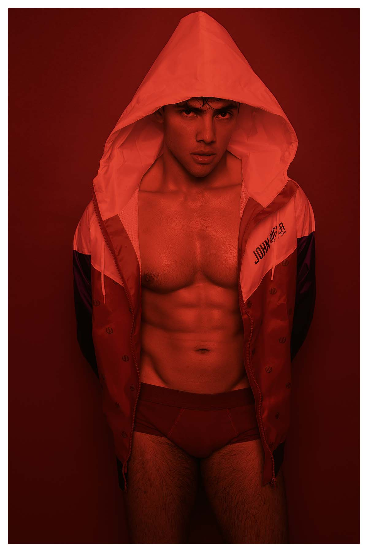 Gabriel Fuentes by David Aldea for Brazilian Male Model