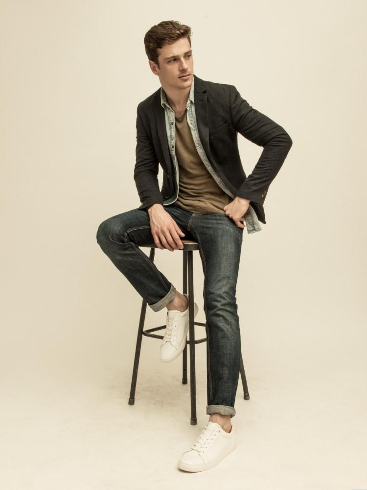 Lucas Mascarini by Clay Boutte for Brazilian Male Model
