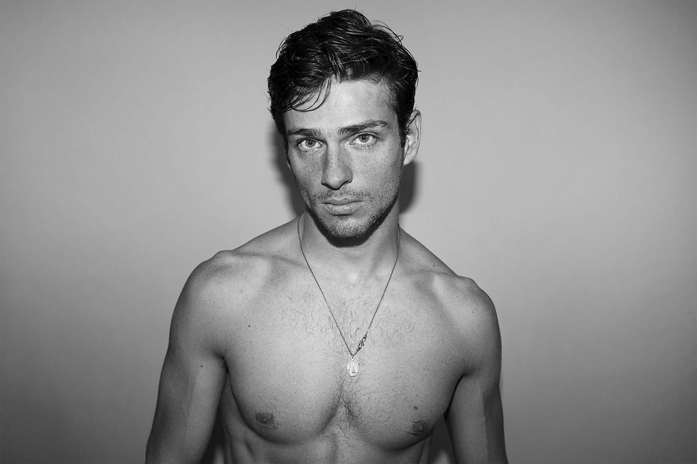 Lucas Mascarini by Omer Faraj for Brazilian Male Model