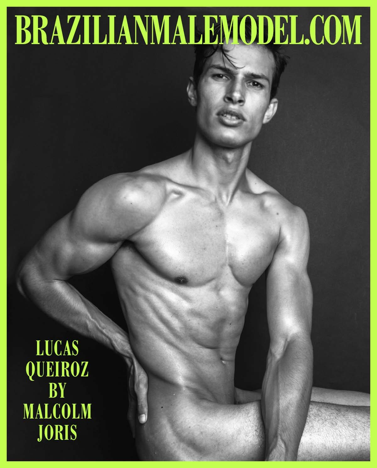 Lucas Queiroz by Malcolm Joris