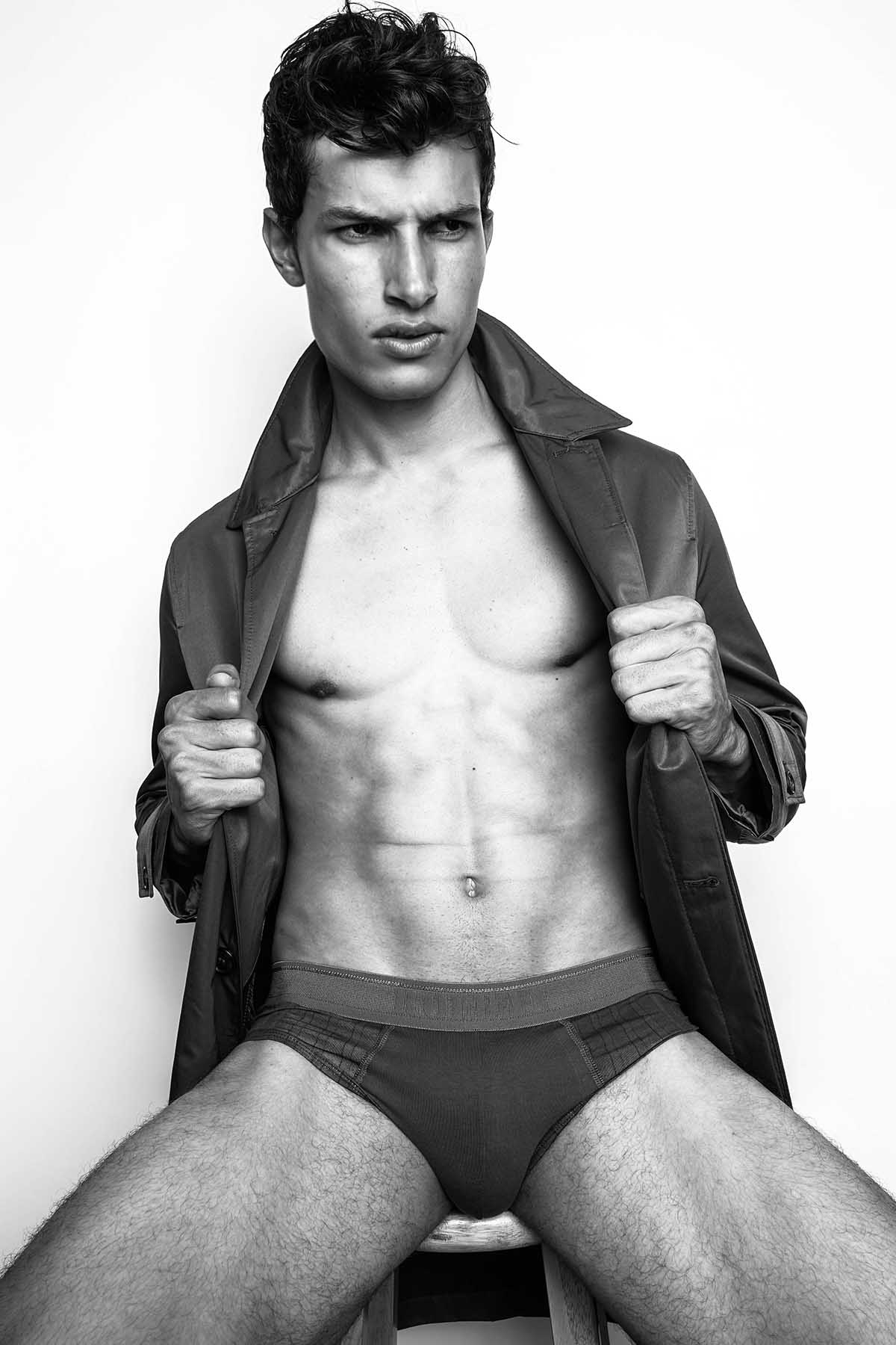 Lucas Queiroz by Malcolm Joris for Brazilian Male Model