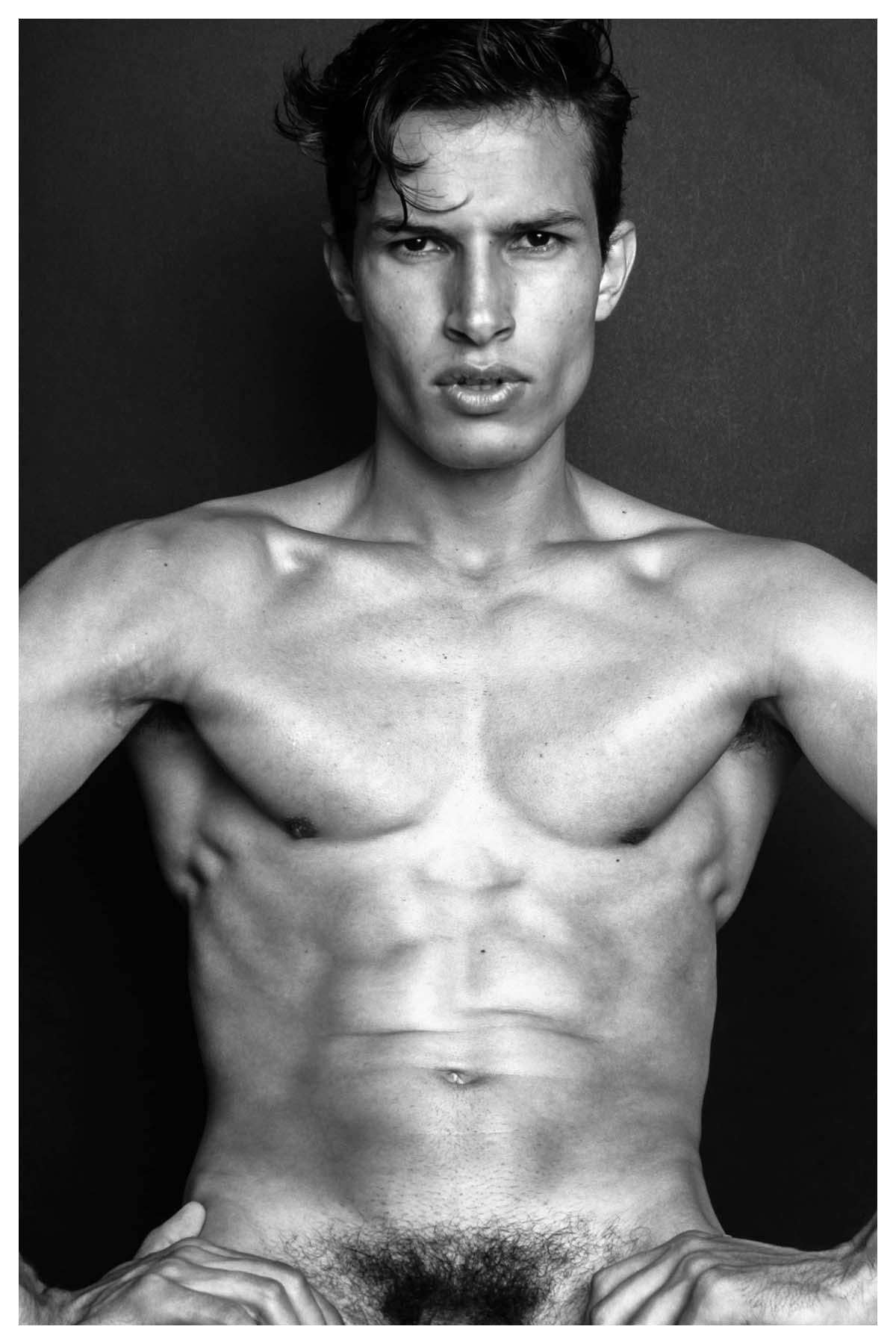 Lucas Queiroz by Malcolm Joris for Brazilian Male Model