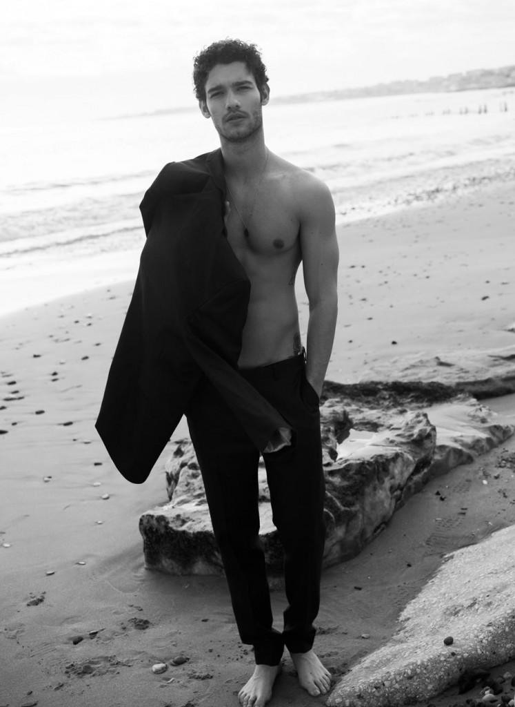 Luigi Ficarelli by Ricardo Santos for Brazilian Male Model