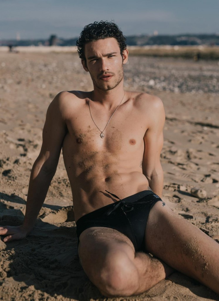 Luigi Ficarelli by Ricardo Santos for Brazilian Male Model