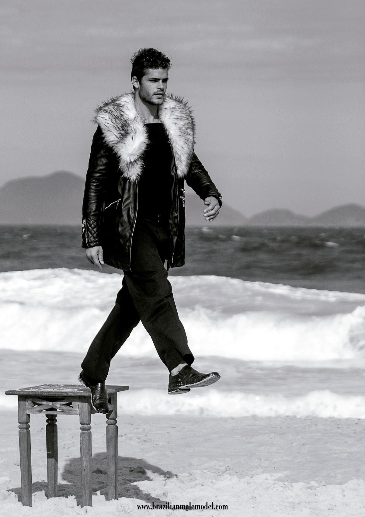 Johan Bruinsma by Marcio Farias for Brazilian Male Model