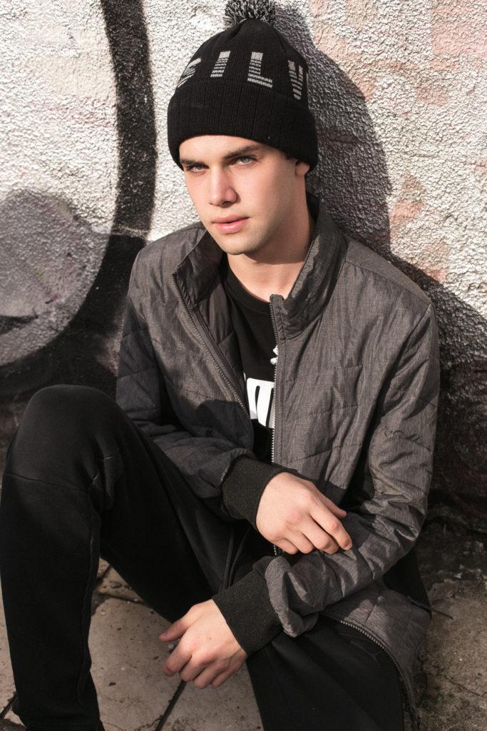 Matheus Alkmin por Jeff Segenreich for Brazilian Male Model