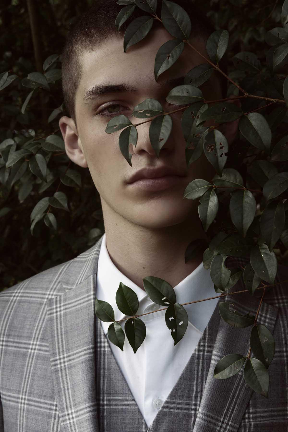 Matias Dombrowki and Paulo Voigt by Rodrigo Marconatto for Brazilian Male Model