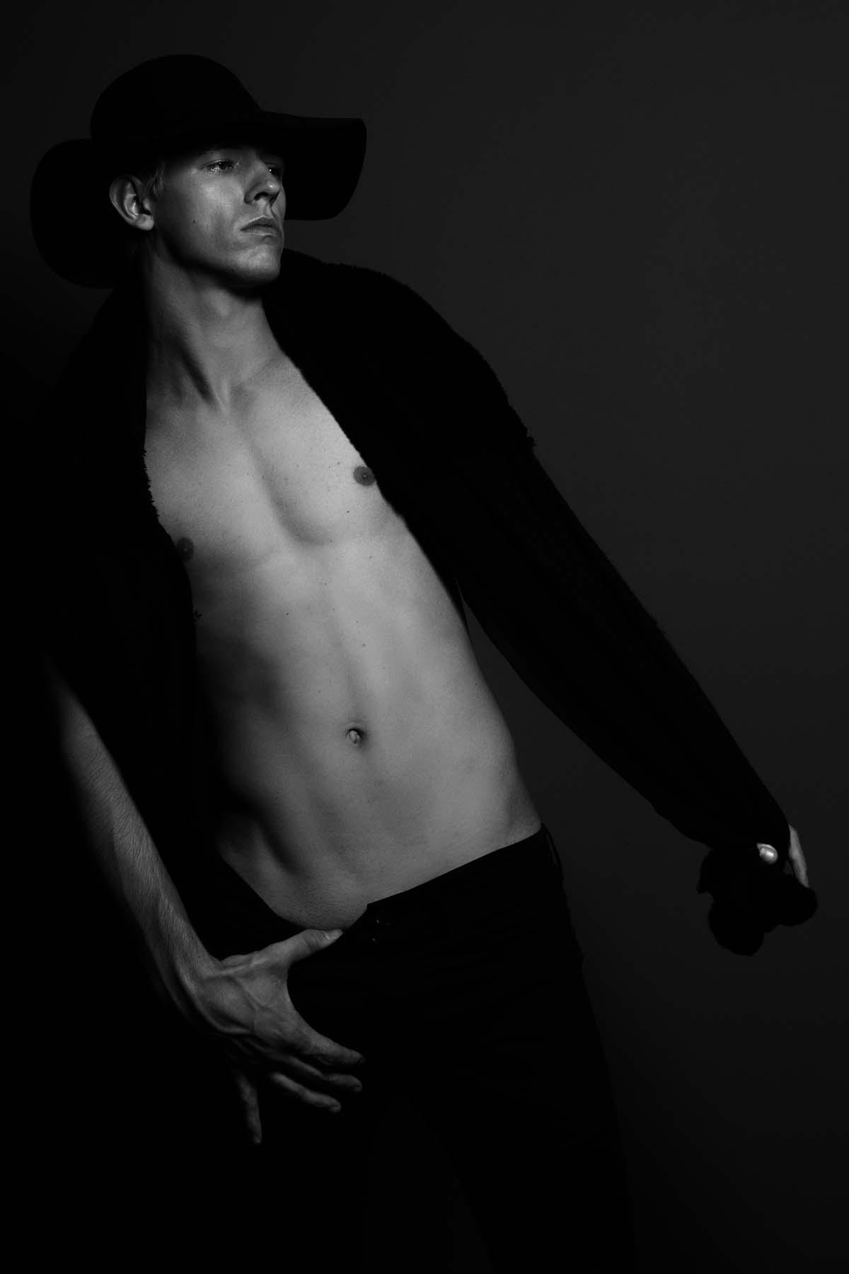 Richard Wagner by Carla Reichert for Brazilian Male Model
