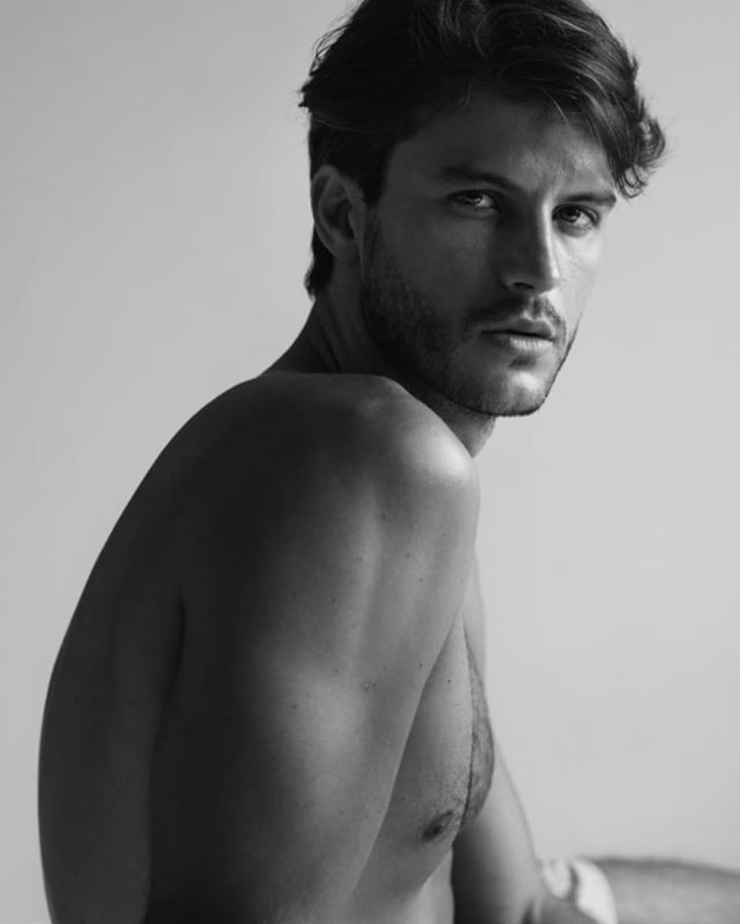 Santi Waine by Wong Sim for Brazilian Male Model