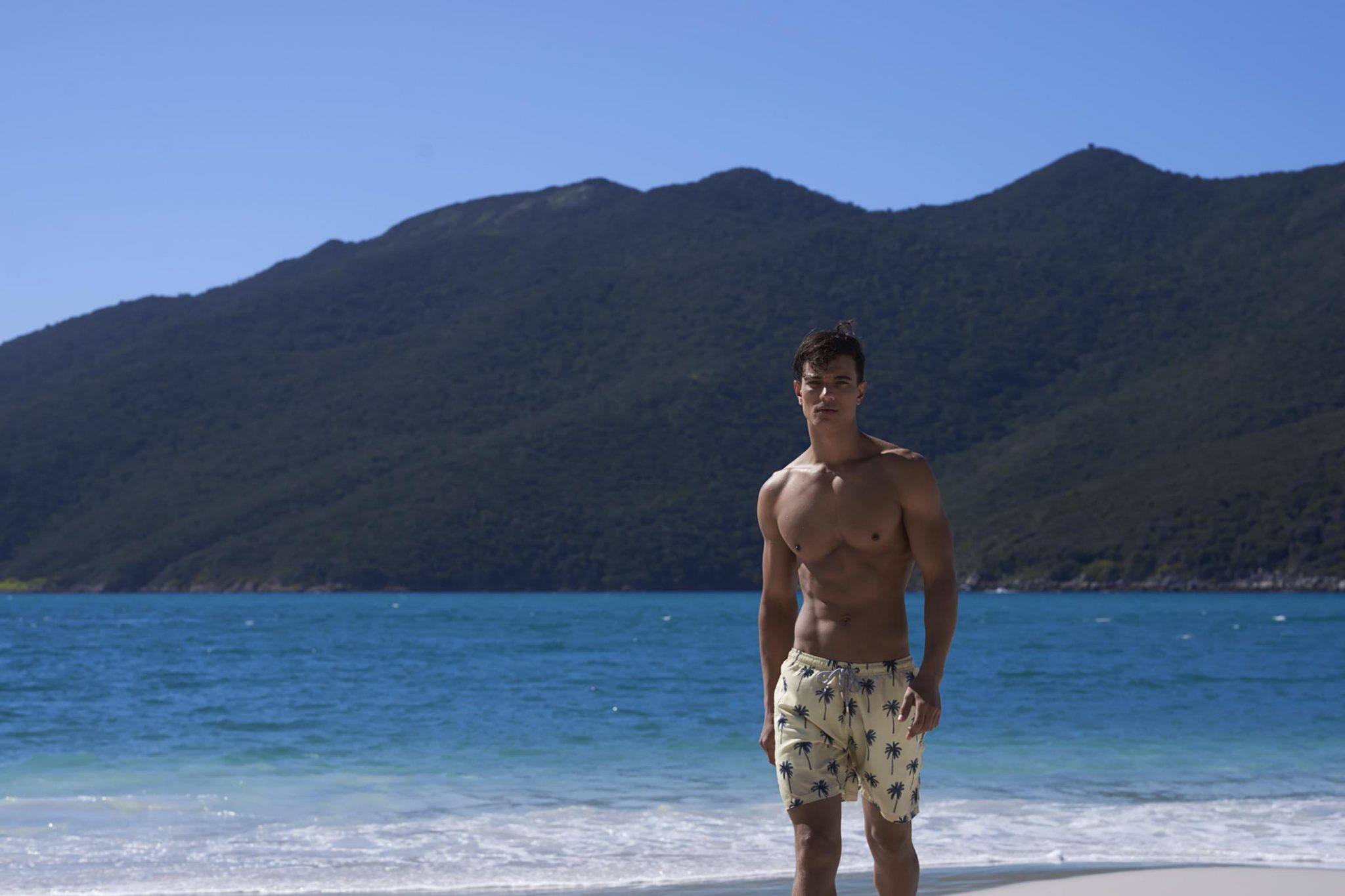 Sulevan Araujo by Chrystian Henrique for Catamaran and Brazilian Male Model