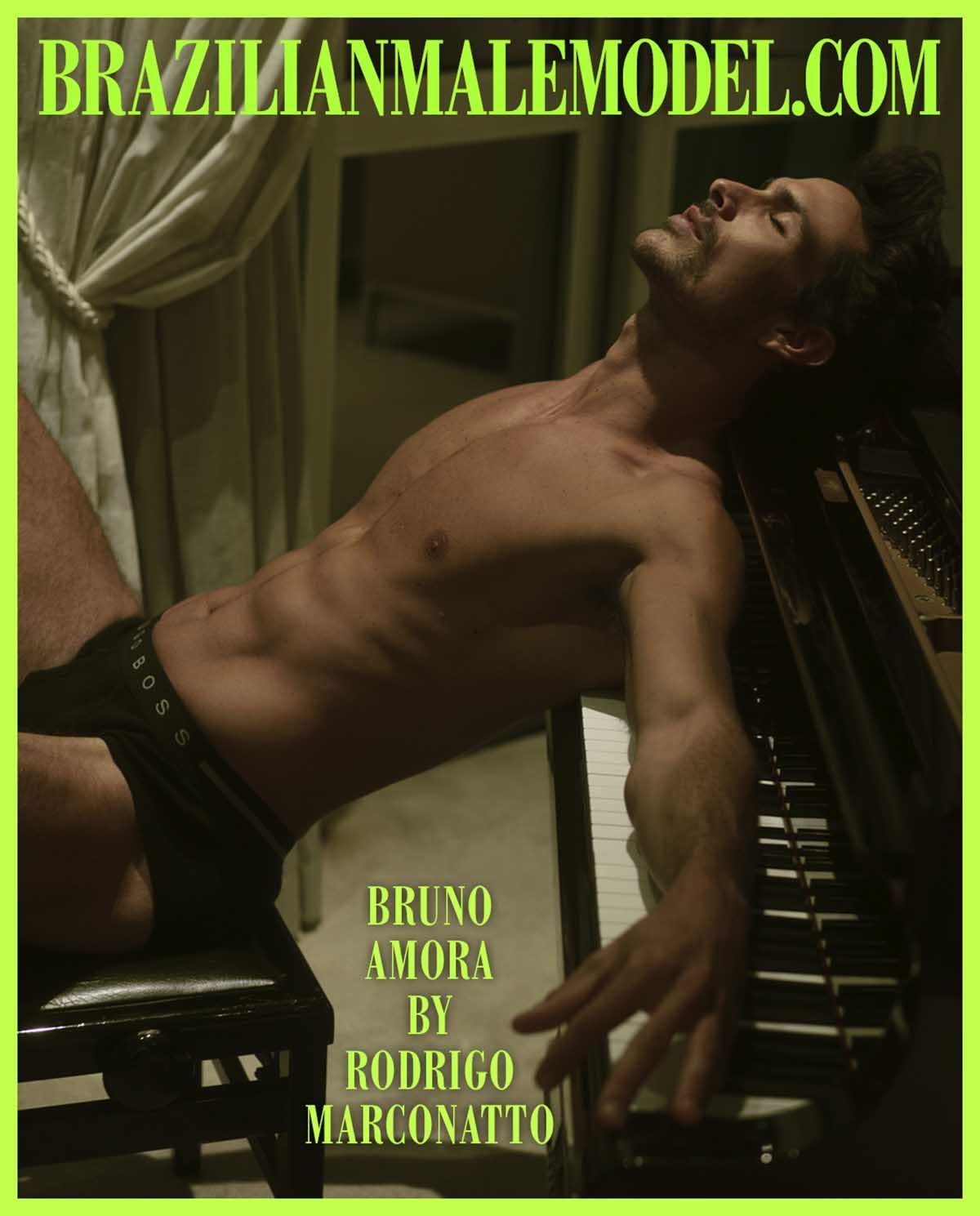 Bruno Amora by Rodrigo Marconatto
