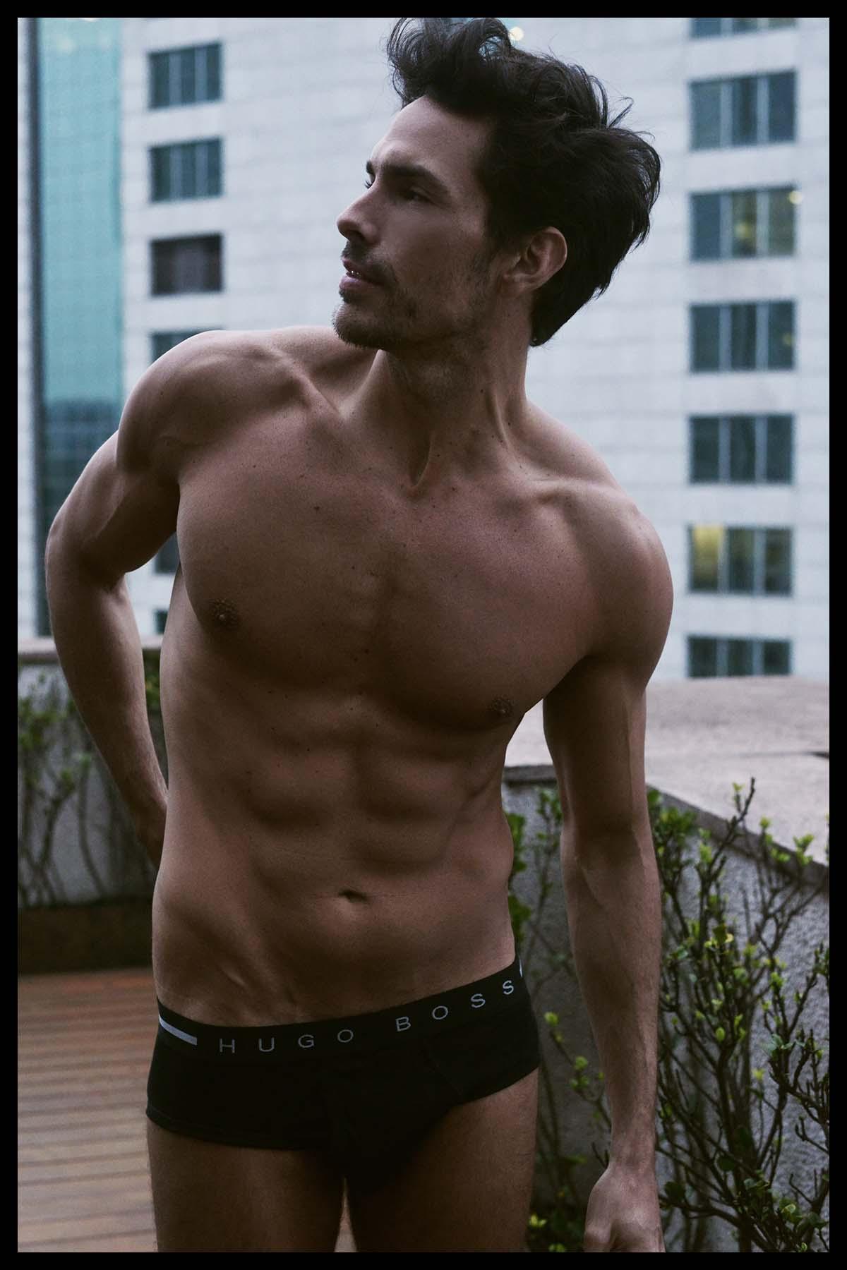 Bruno Amora by Rodrigo Marconatto for Brazilian Male Model