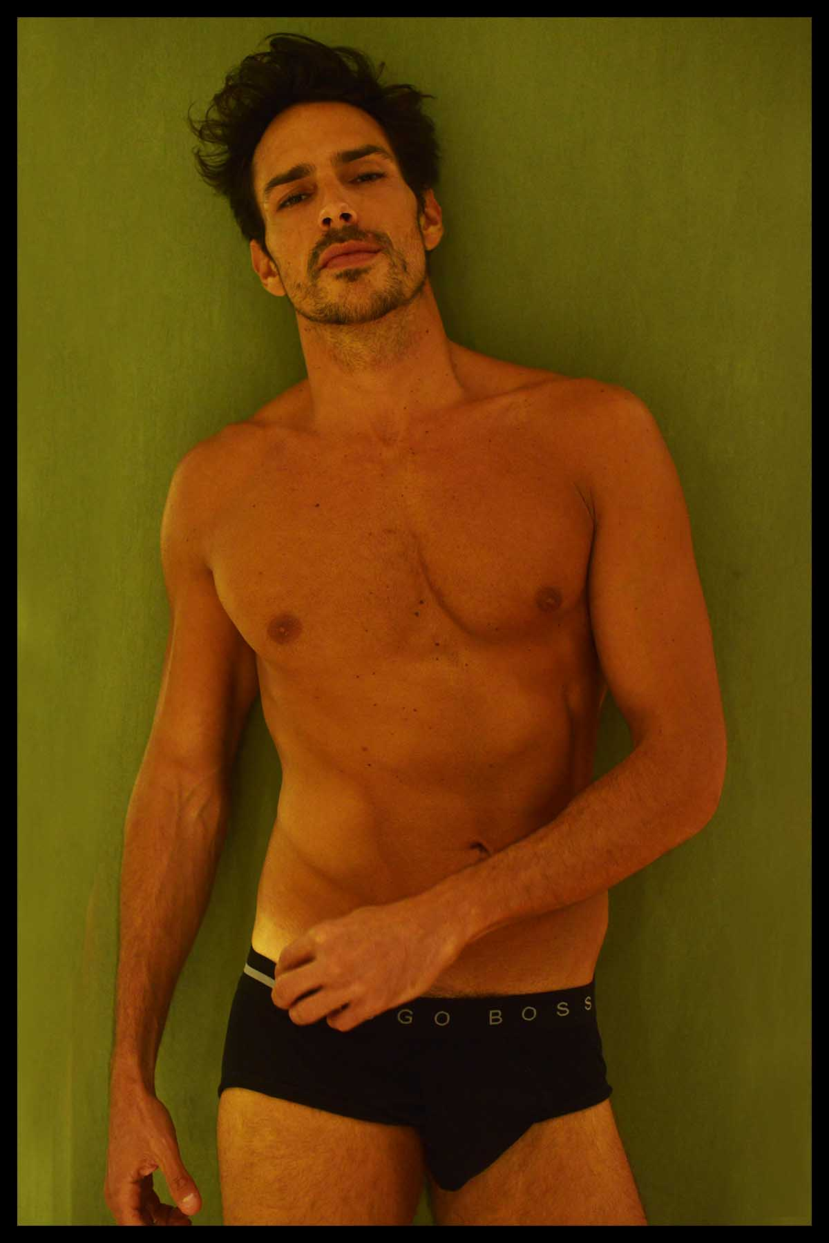 Bruno Amora by Rodrigo Marconatto for Brazilian Male Model