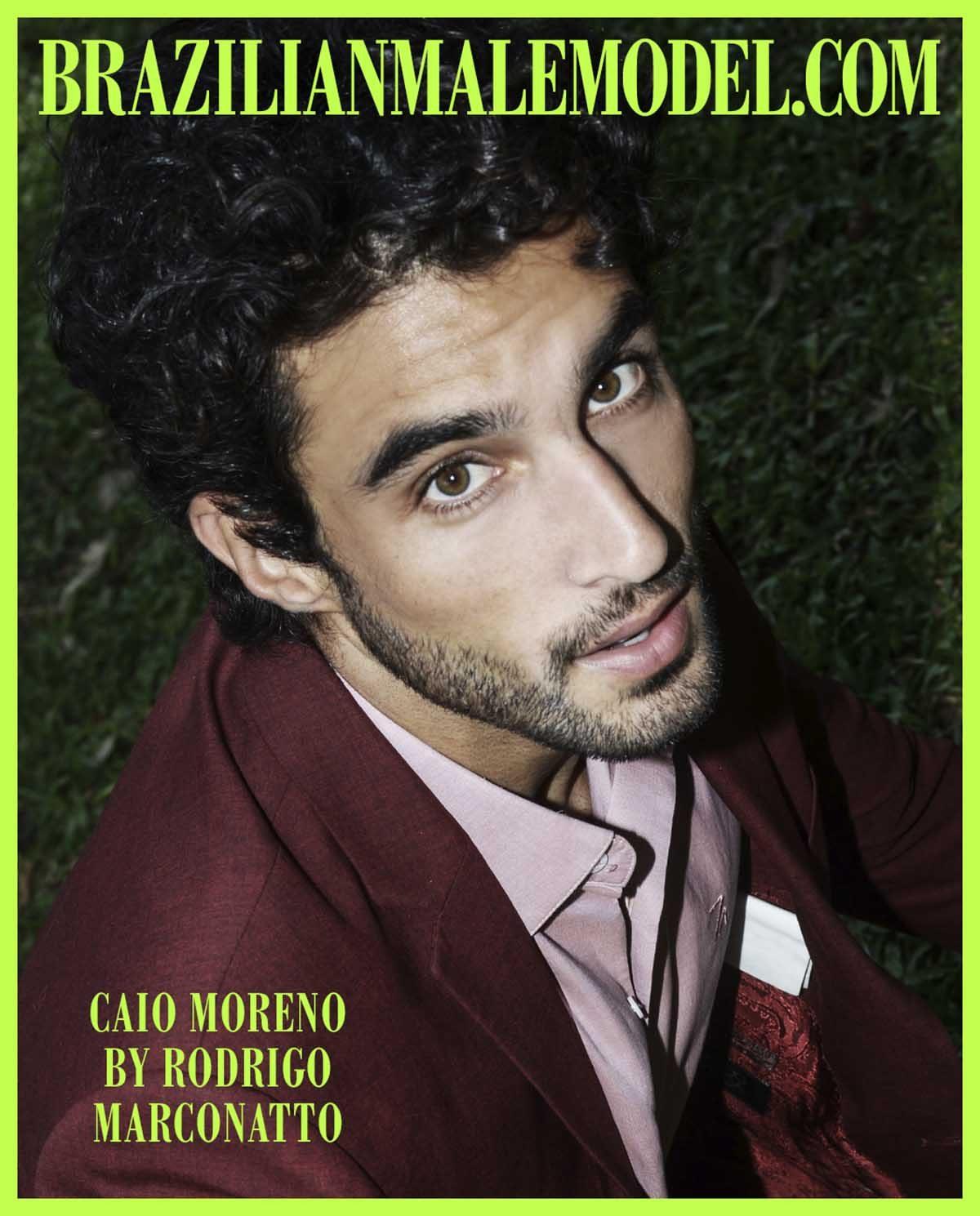 Caio Moreno by Rodrigo Marconatto