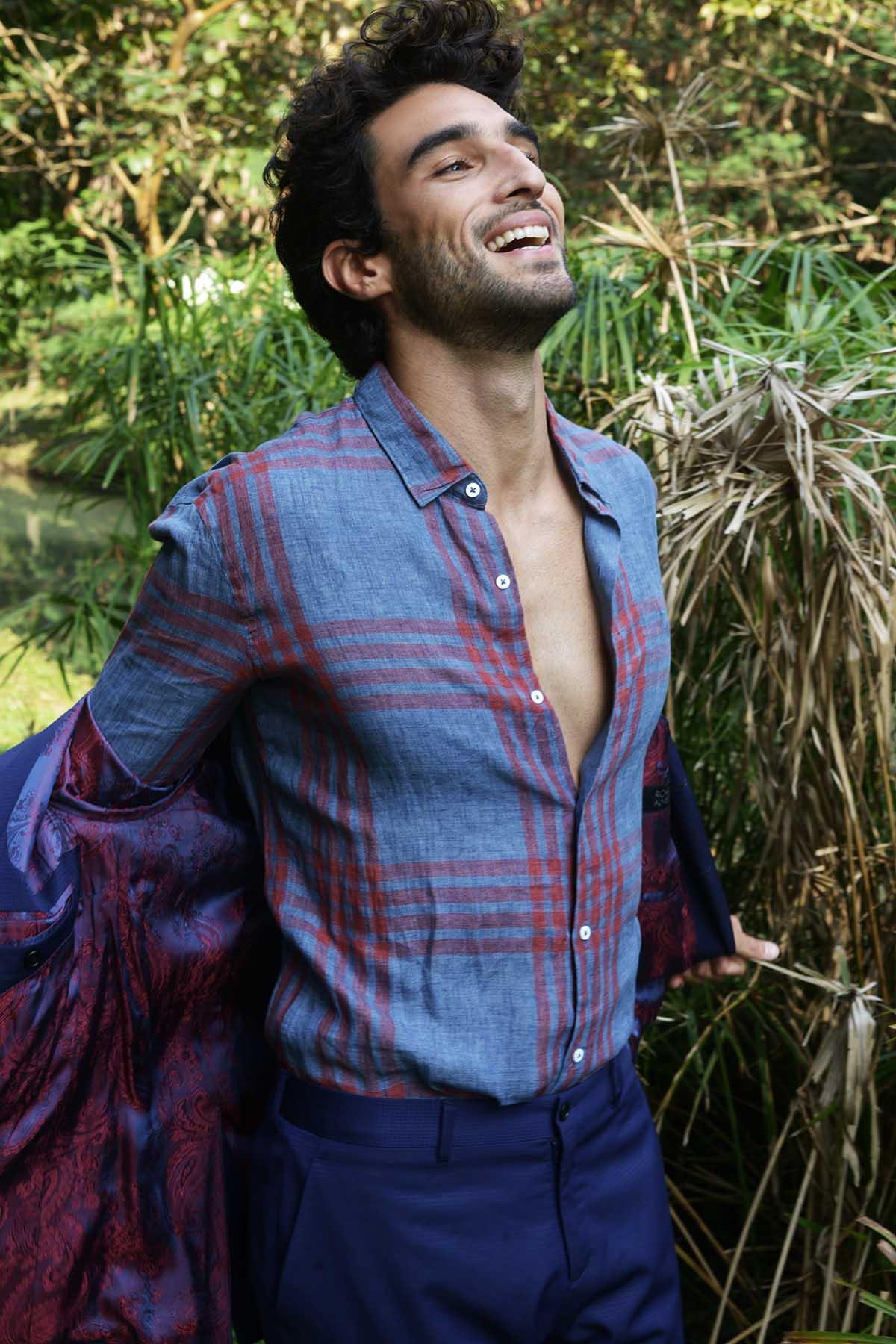 Caio Moreno by Rodrigo Marconatto for Brazilian Male Model