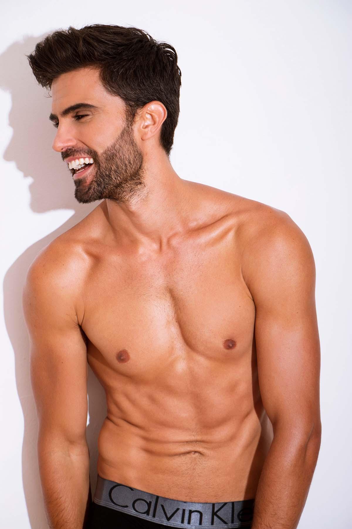 Eduardo Salles by Victor Ozuna for Brazilian Male Model