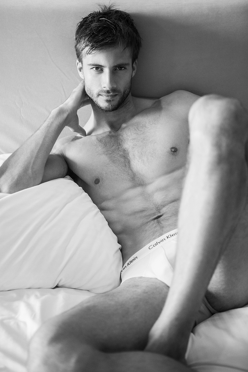 Gilberto Fritsch by Dinos Pafilas for Brazilian Male Model