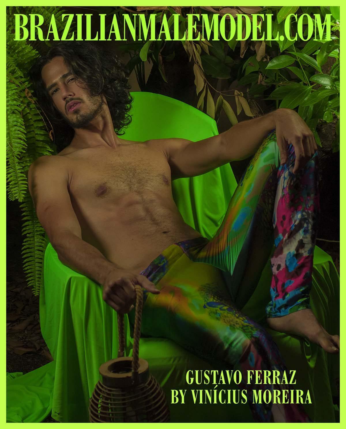 Gustavo Ferraz by Vinícius Moreira