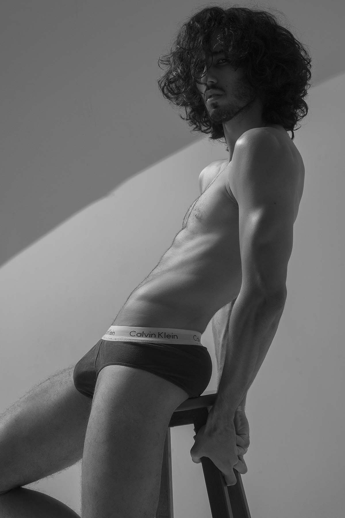 Gustavo Ferraz by Vinícius Moreira for Brazilian Male Model