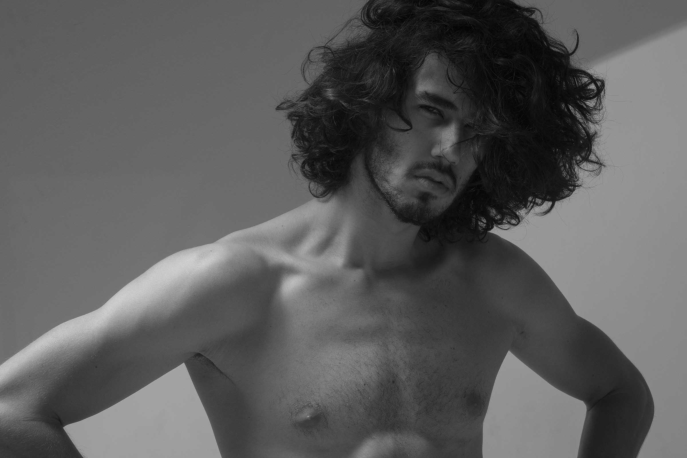 Gustavo Ferraz by Vinícius Moreira for Brazilian Male Model