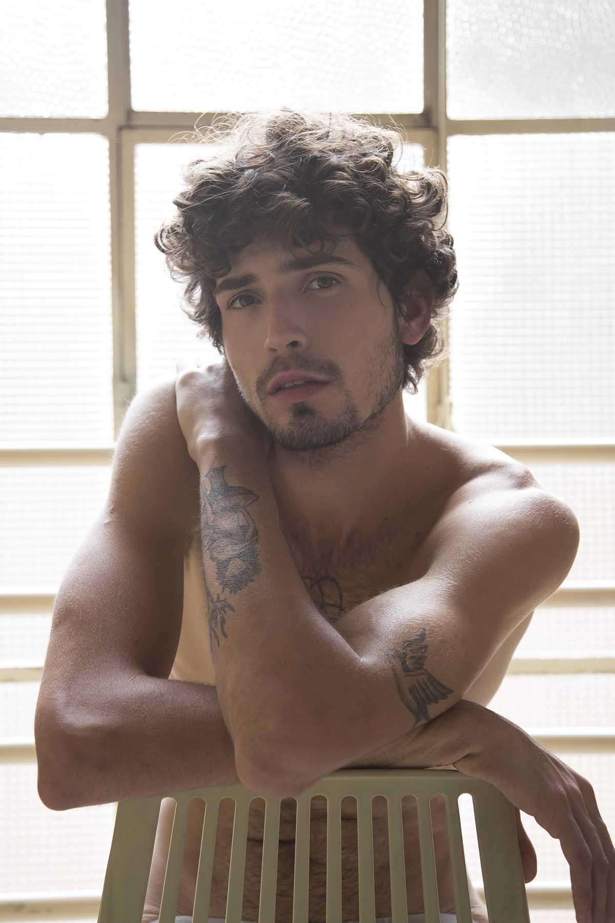Helvecio Melato by Filipe Galgani for Brazilian Male Model
