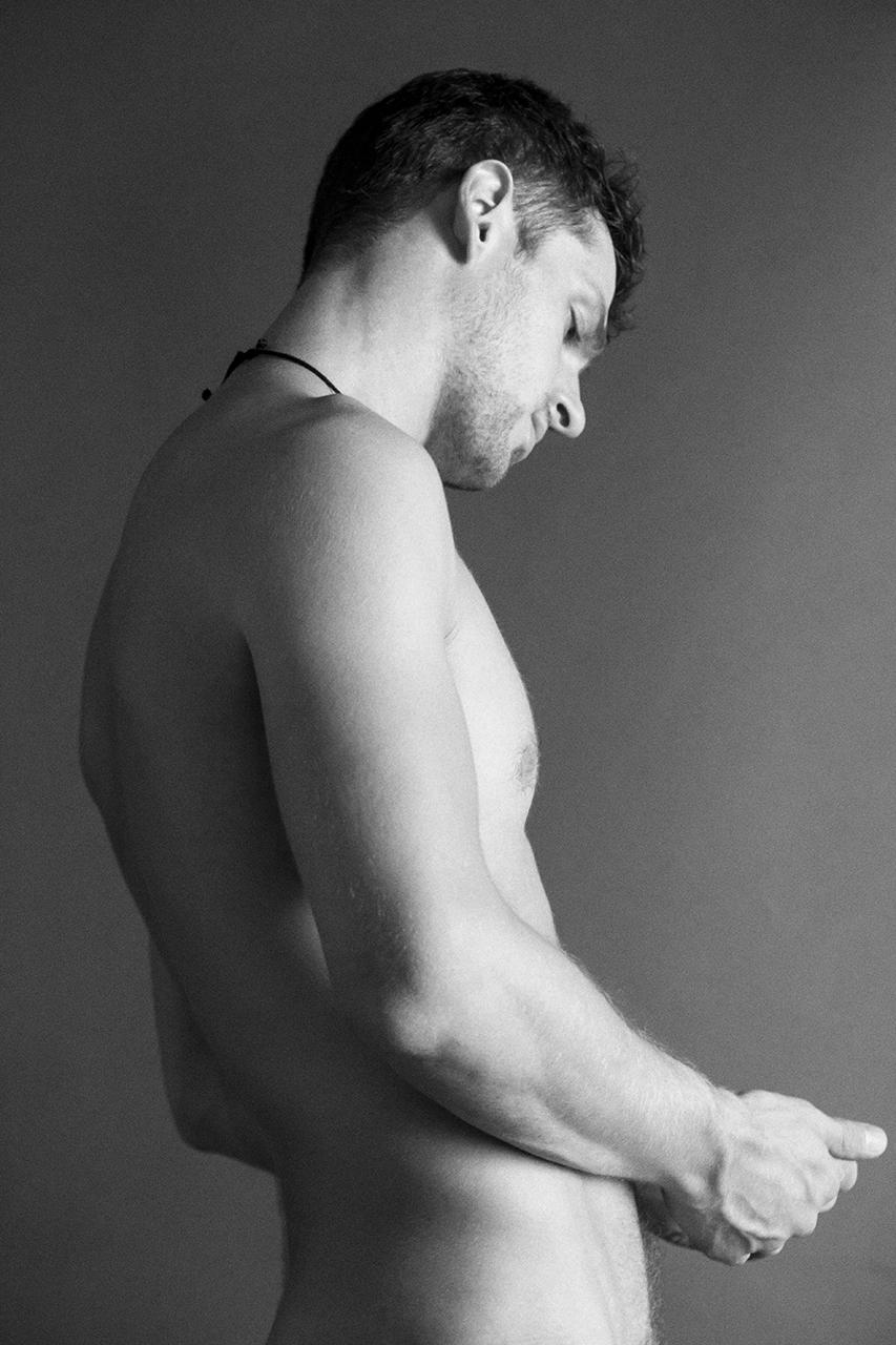 Lucas Mascarini by Dinos Pafilas for Brazilian Male Model