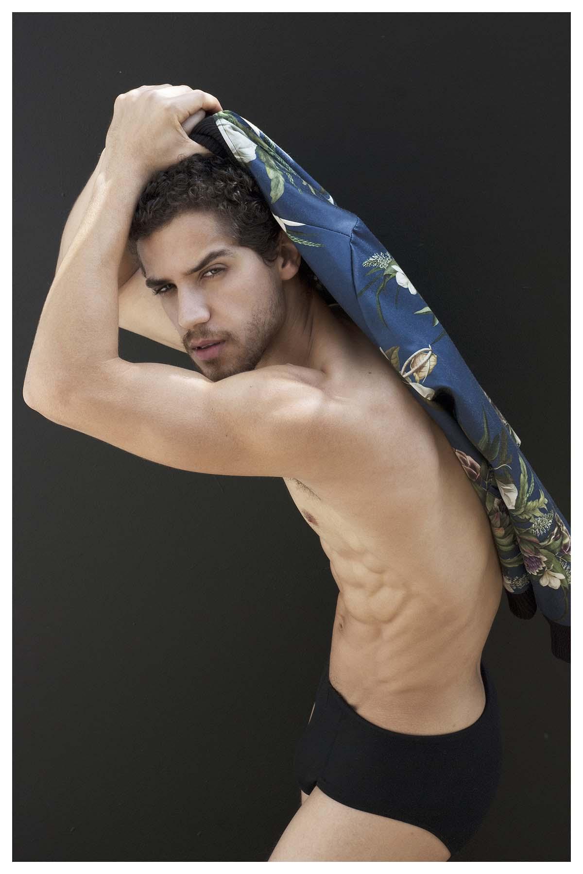 Marlon Almeida by Rodrigo Moura for Brazilian Male Model