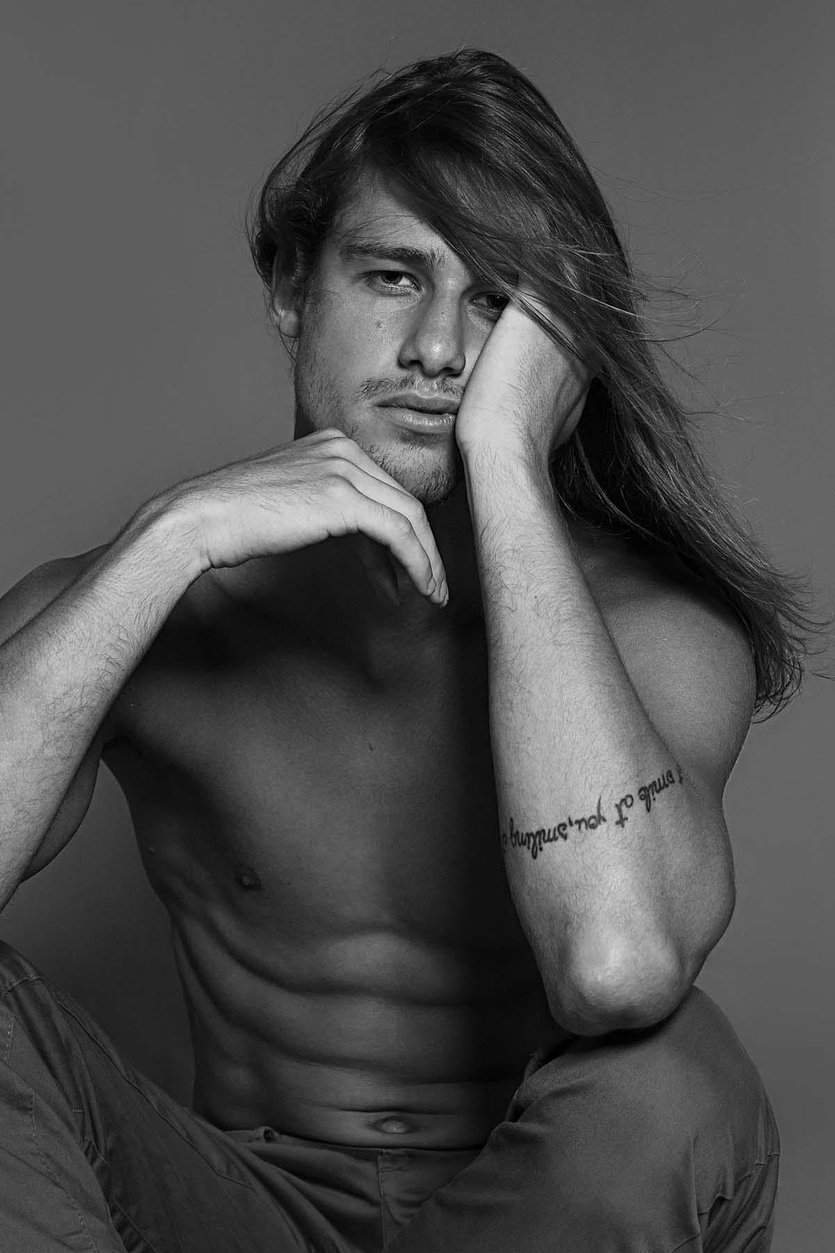 Matheus Martins by Anthenor Neto for Brazilian Male Model