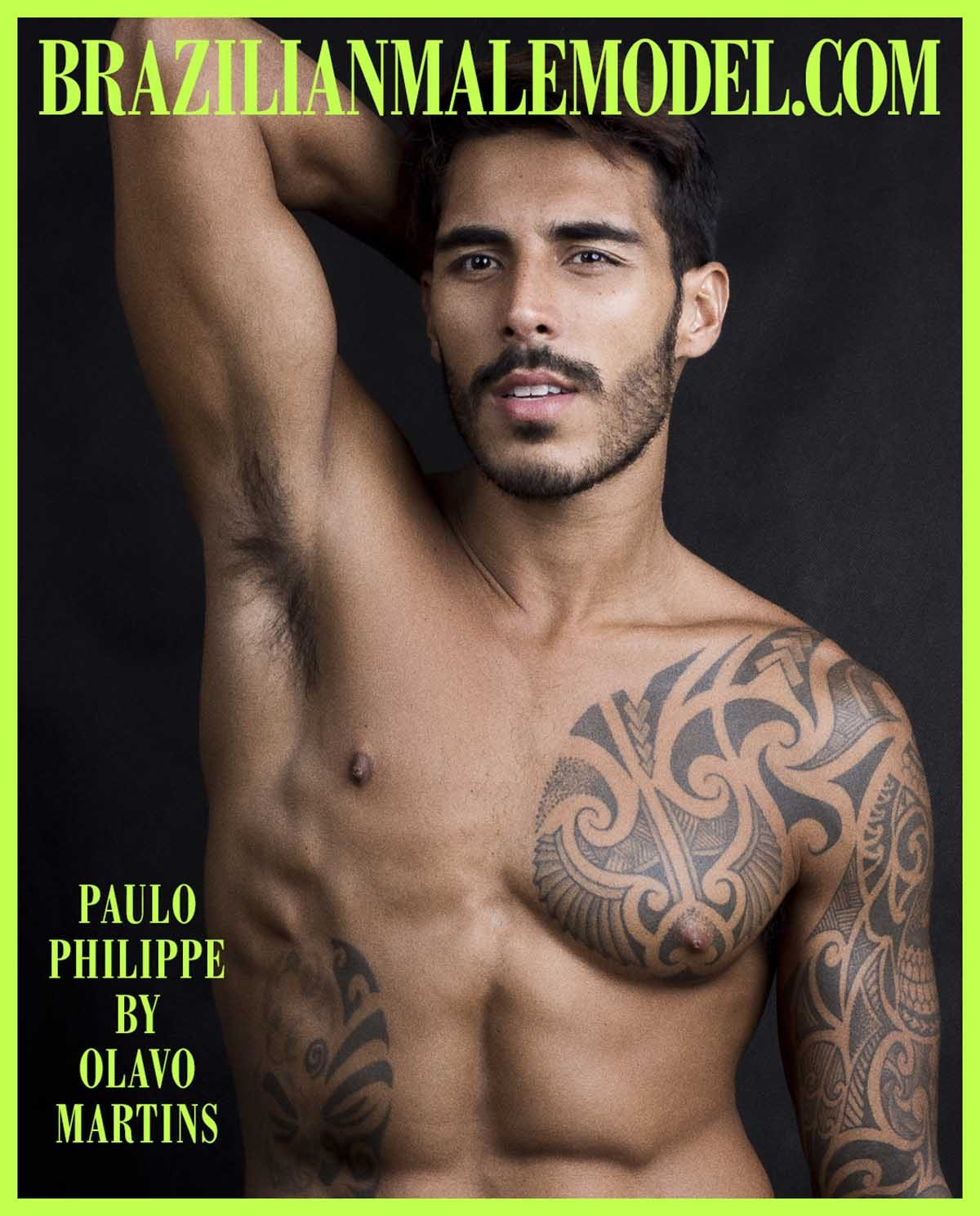 Paulo Philippe by Olavo Martins