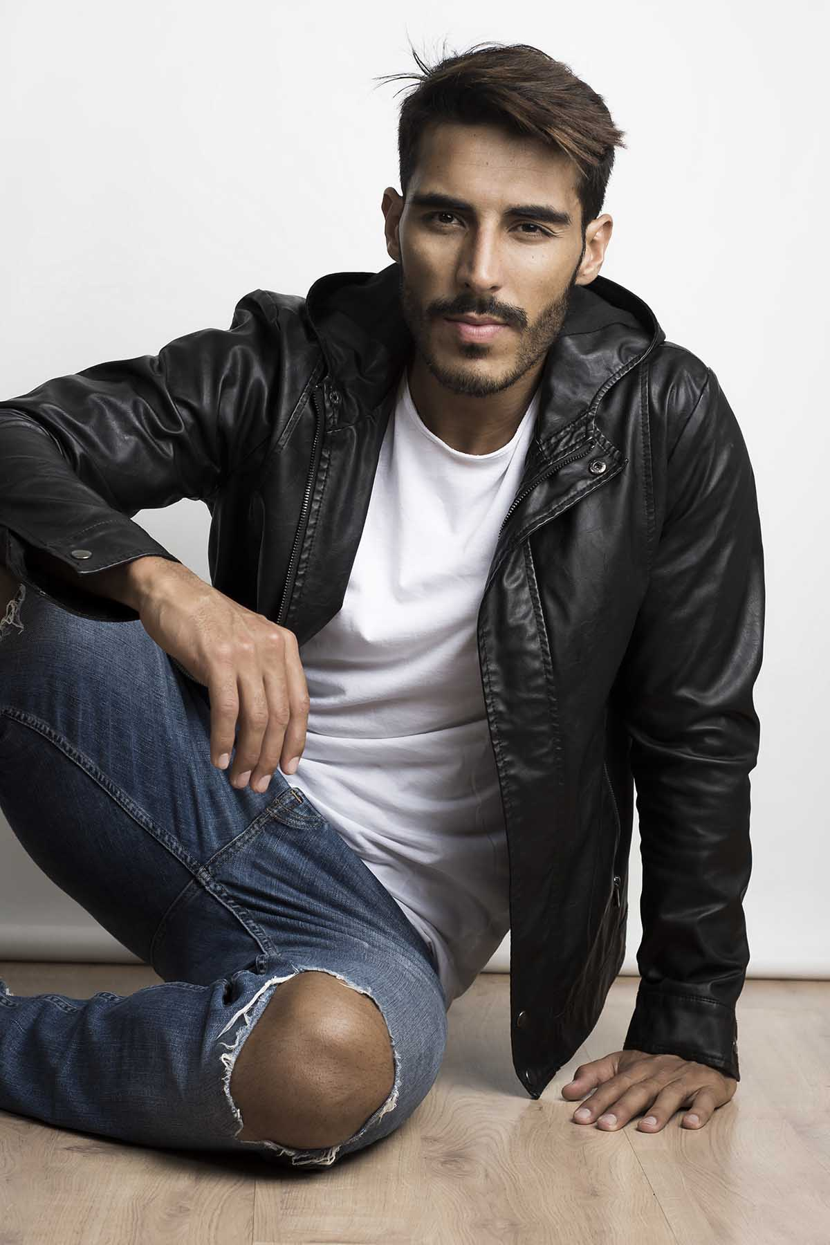 Paulo Philippe by Olavo Martins for Brazilian Male Model