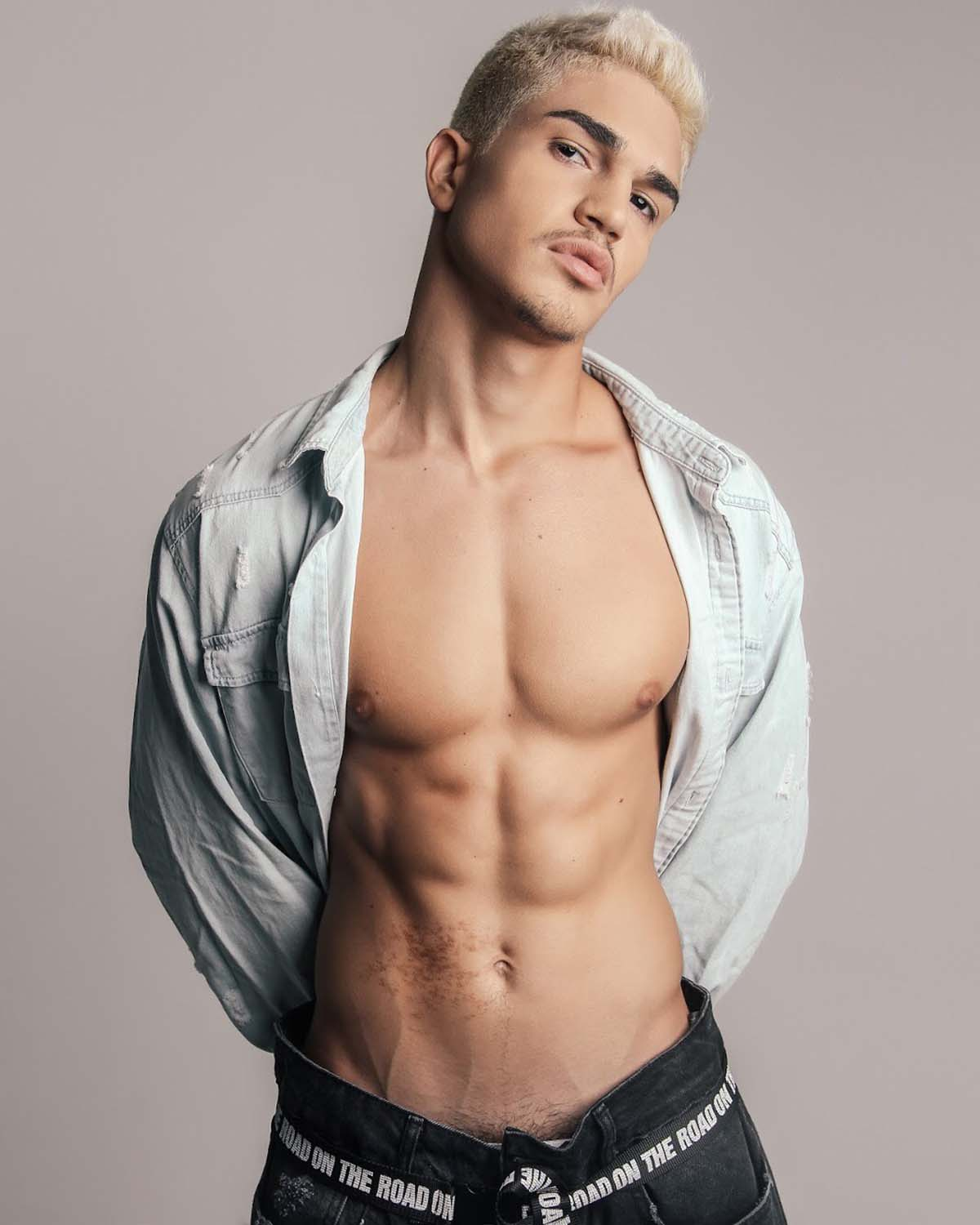 Rafael Castro by Jefferson Balbino for Brazilian Male Model