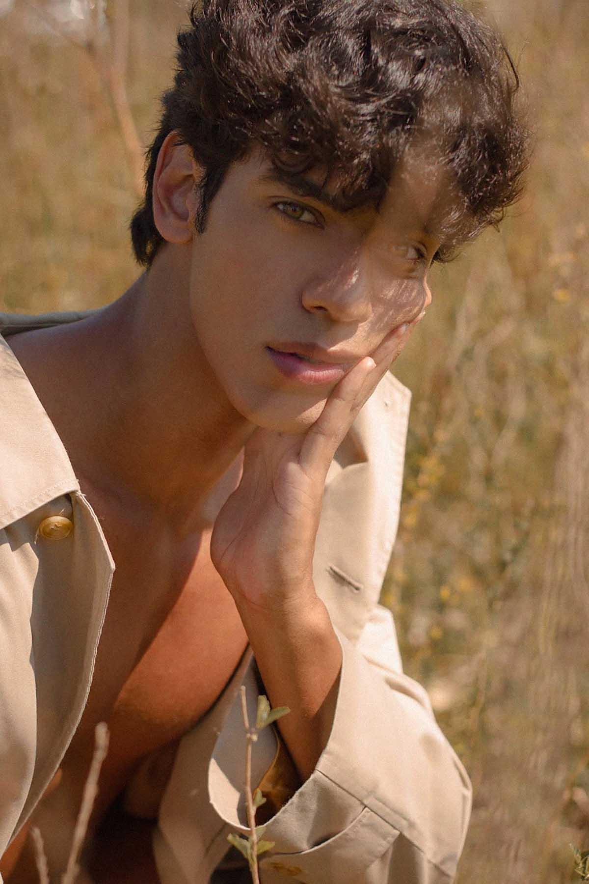 Tiago Alves by David Aldea for Brazilian Male Model