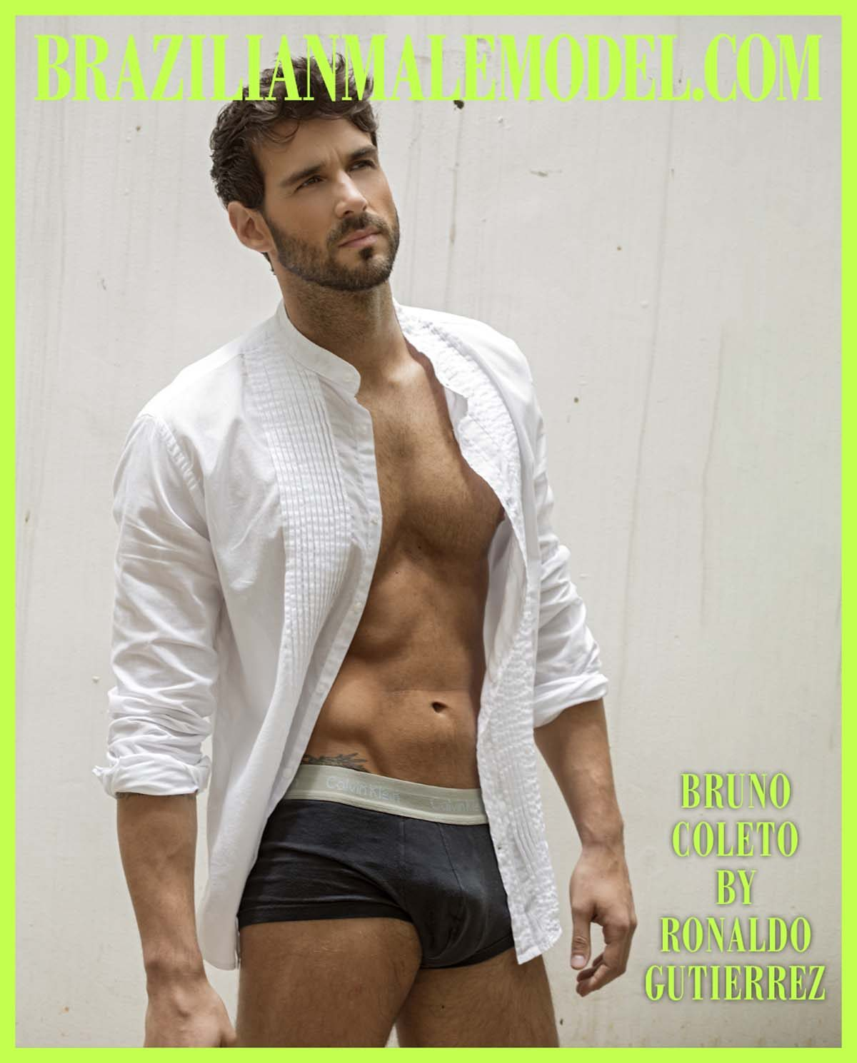 Bruno Coleto by Ronaldo Gutierrez