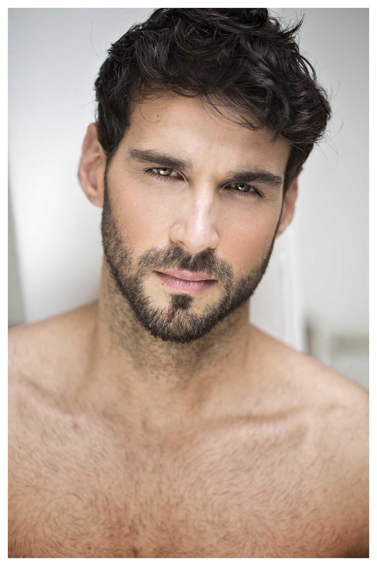 Bruno Coleto by Ronaldo Gutierrez for Brazilian Male Model