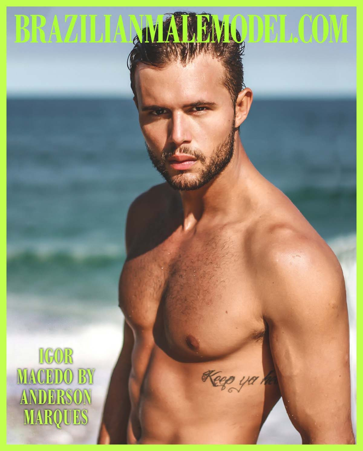 Igor Macedo by Anderson Marques